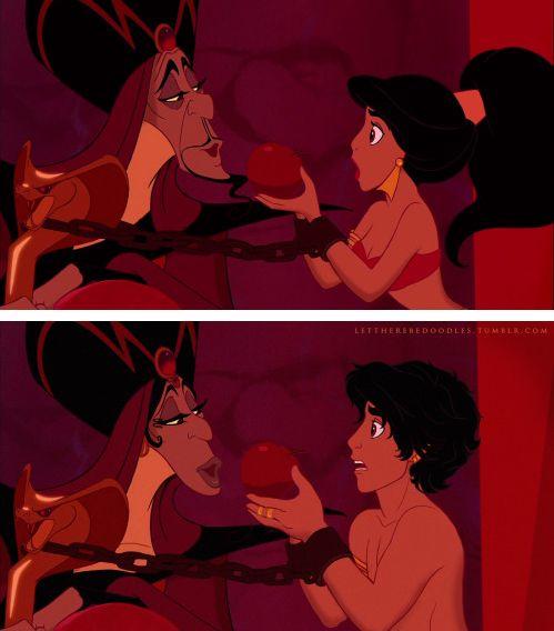 853 Ha a Disney szereplők az ellenkező nemhez tartoznának