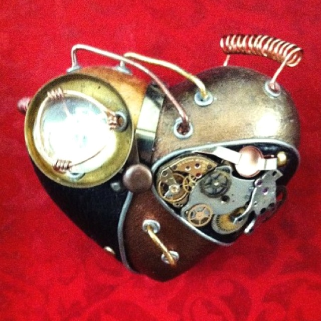 Steampunk Heart  <3!!!