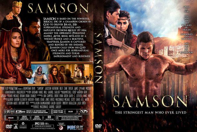 Samson 2018 dvd custom cover custom dvd cover designs - Film para cocinar ...