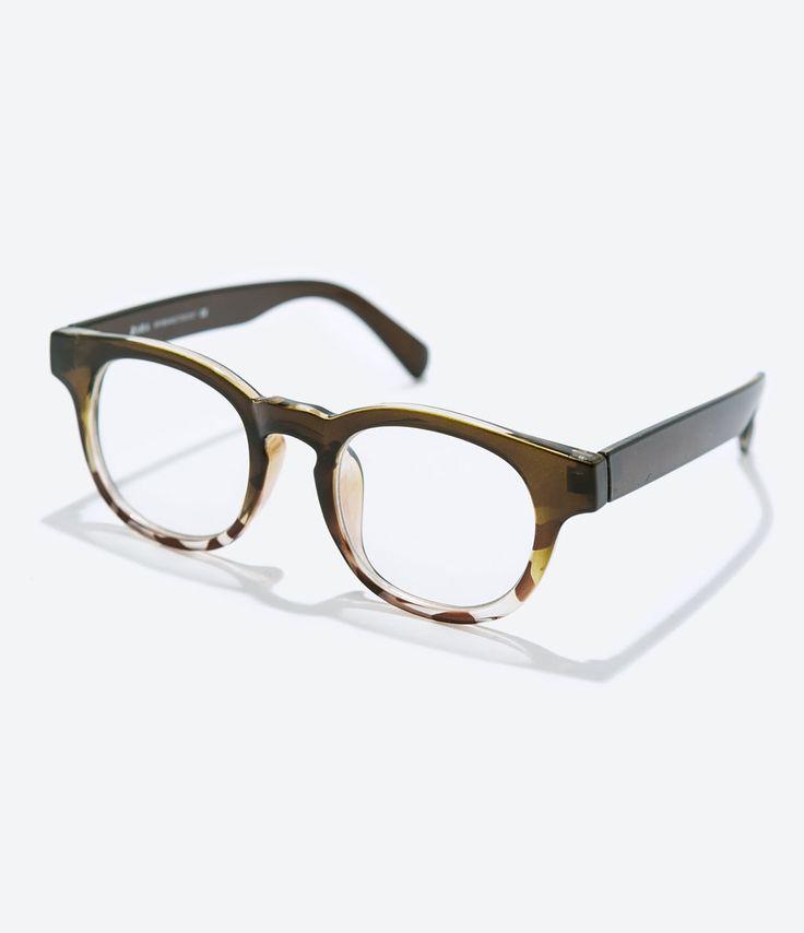 Zara Glasses Frames : ZARA - COLLECTION SS15 - READING GLASSES ZARA ...
