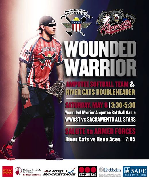 Military-Civilian: Hot Jobs, Events, and Helpful Information for Veterans Seeking Civilian Careers: Wounded Warrior Amputee Softball Team - Raley Fiel...