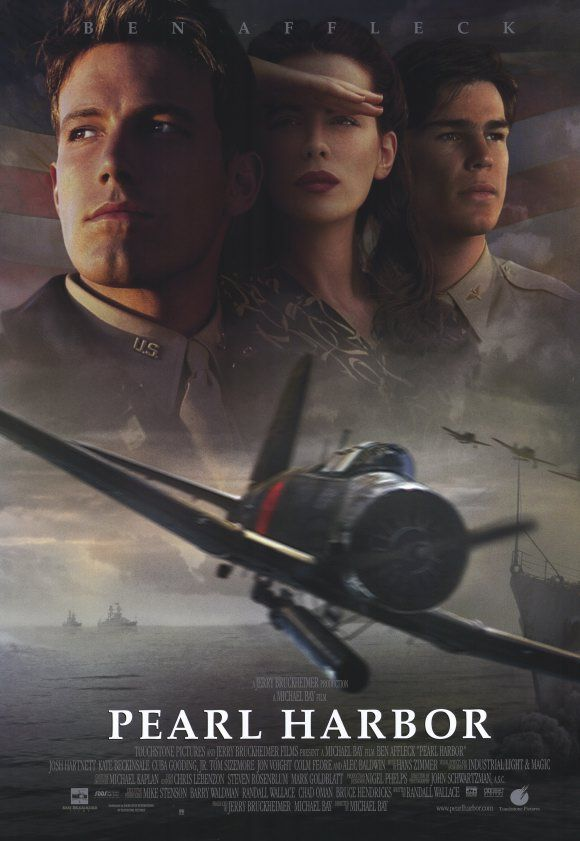 Pearl Harbor ~ Pearl Harbour ~. Watch this. No matter your age or who you are .. Amazing depiction of WWII Pearl Arbor!