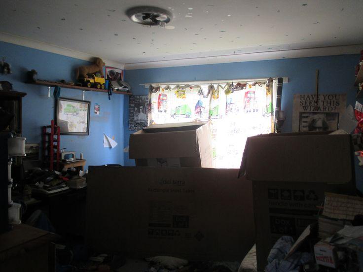 Before- Bedroom 3