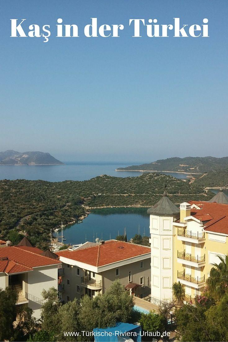 Kas ist eine Touristenstadt an der Lykischen Küste in der Türkei. Alles was du über den Ort wissen musst erfährst du in diesem Beitrag auf meinem Türkei Reiseblog >>> http://www.tuerkische-riviera-urlaub.de/lykische-kueste/kas/