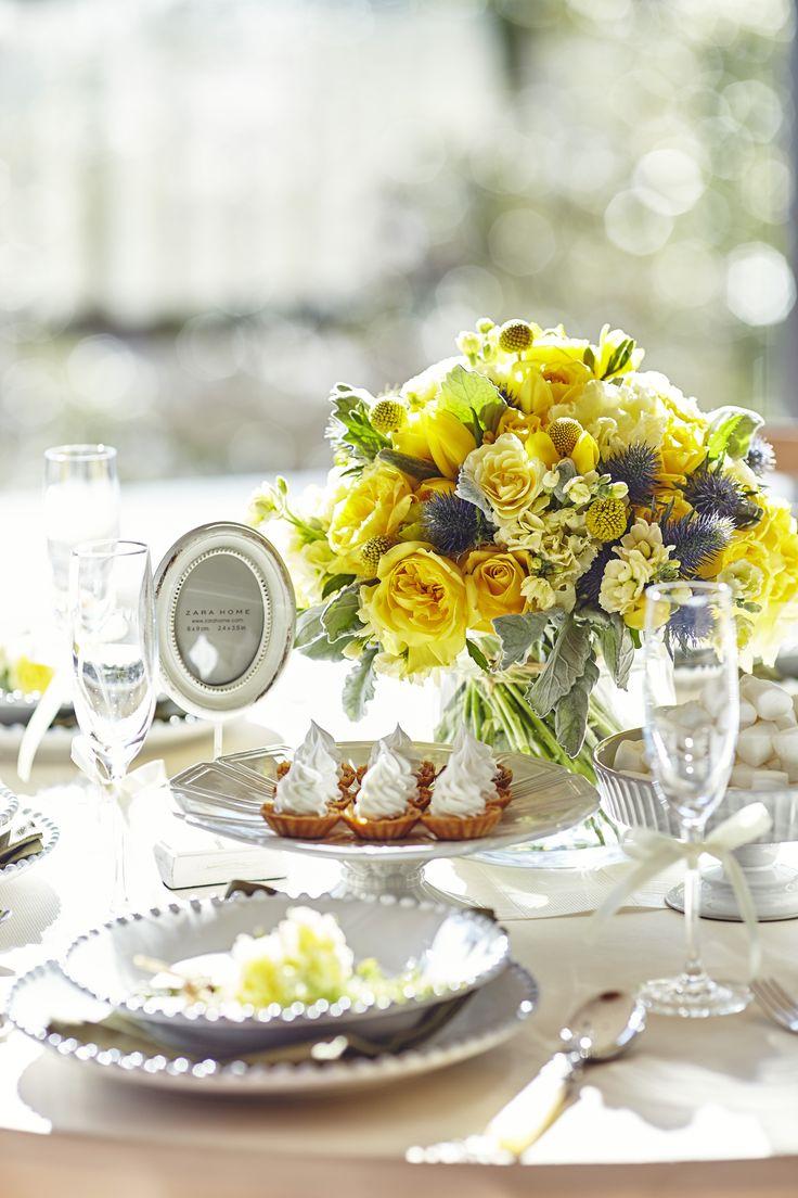 #VressetRose #Wedding #yellow #orange #yelloworange#tablecoordinate#Guesttable #natural #Flower #Bridal #ブレスエットロゼ #ウエディング#イエロー#シンプル # ゲストテーブル #テーブルコーディネート #アンテーク#野草風# ナチュラル# ブライダル#結婚式