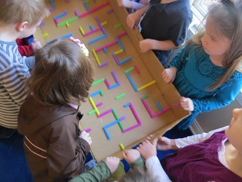 Five activities to promote teamwork by Teach Preschool