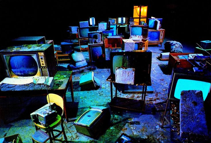 Wolf Vostell - pioneer of Happening and Video Art