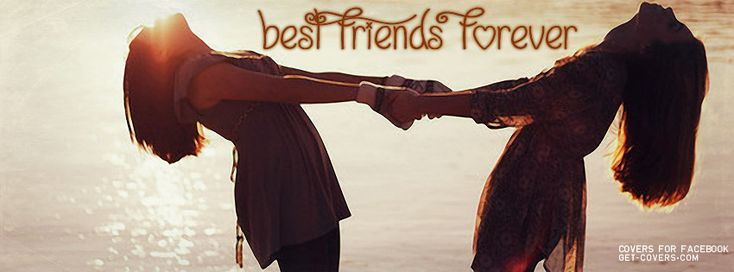 Best Friends Forever Facebook Covers