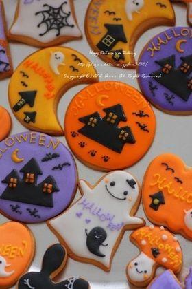 【プレゼントに】ハロウィン用★アイシングクッキー★【自分用に】 - NAVER まとめ