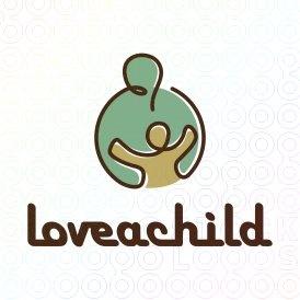 loveachild logo #logo #showcase #stocklogos #vector #design #brand