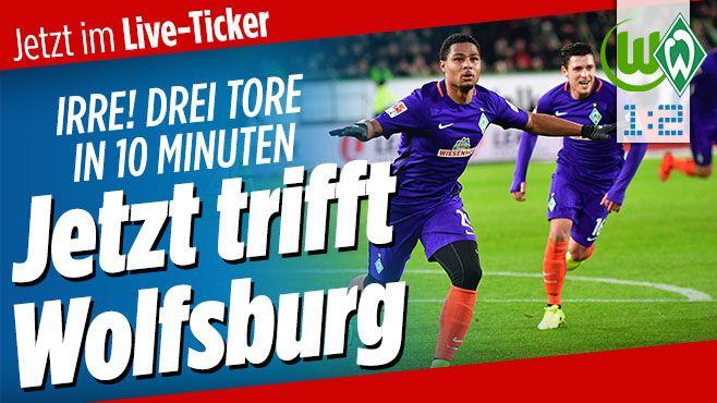 Wiegefährlichwird Werderfür Ismaël? http://www.bild.de/bundesliga/1-liga/saison-2016-2017/vfl-wolfsburg-gegen-sv-werder-bremen-am-22-Spieltag-46927212.bild.html