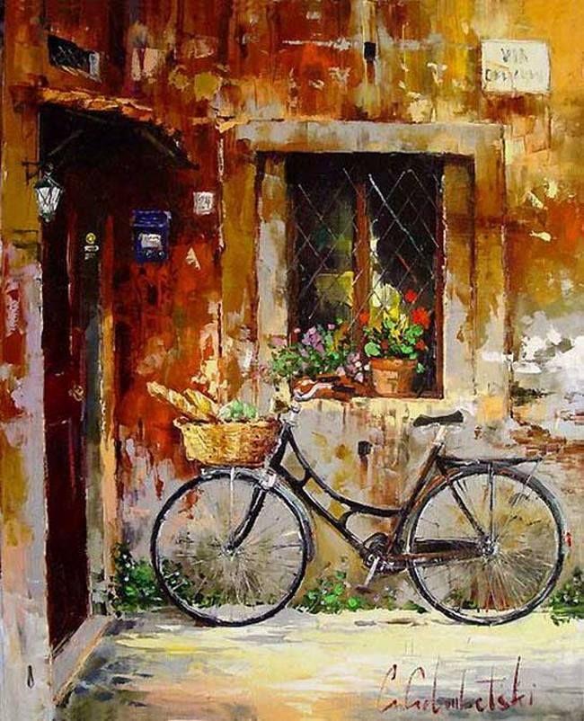Gleb Goloubetski (Rusia, 1975) - Los colores de Roma de 2005 …