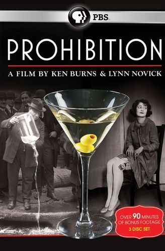 Prohibition: A Film by Ken Burns & Lynn Novick [3 Discs] [DVD]