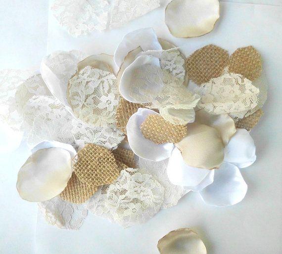 25 best ideas about Burlap Wedding Centerpieces on Pinterest