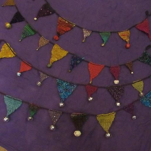 Creative Freeform Crochet Bunting Per Hour Personal Tuition