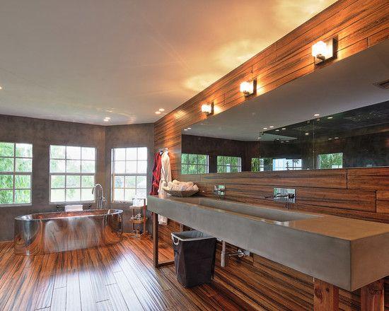 Ultra Modern Bath Design