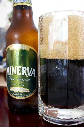 Minerva  De la vista nace el amor  Cerveza artesanal mexicana  Mexican craft beer