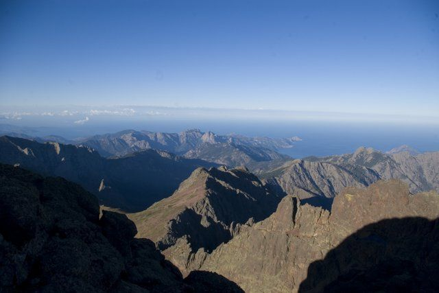 Corsica, France (GR 20)