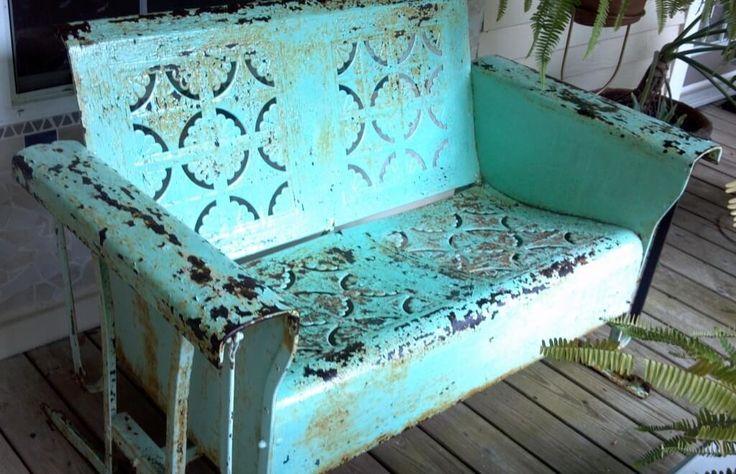 1000 Ideas About Porch Glider On Pinterest Vintage