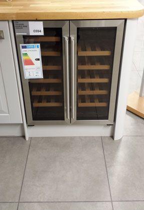 Kitchen - Wine Cooler