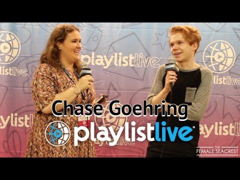 Chase Goehring Talks #JadedOniTunes, Tour, and more! l PLAYLIST LIVE ORLANDO 2016 - YouTube
