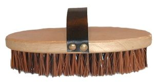 Mud Brush with Hand Strap | ChickSaddlery.com