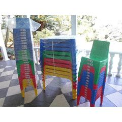 Kiddies Chairs And Tables Available - 6 Tables, 24 Chairs for R2,400.00