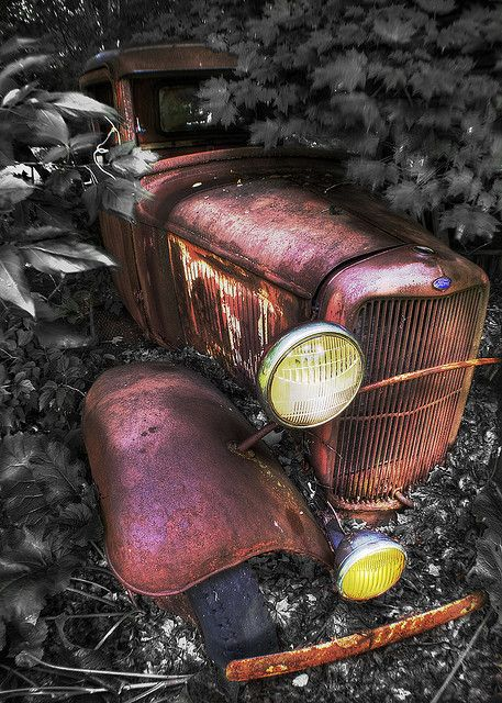 barb's ford : 1932 model B pickup | Flickr - Photo Sharing!