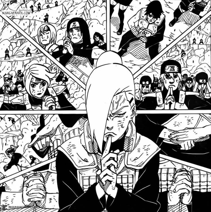 64 Best Images About Masashi Kishimoto On Pinterest