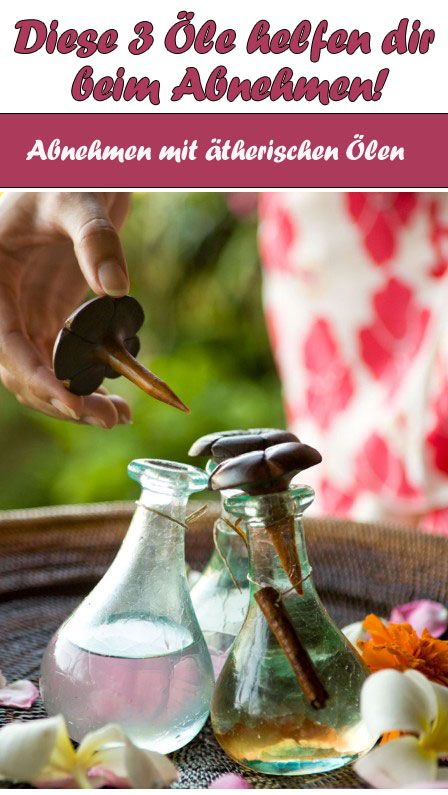 Diese 3 Öle helfen besonders beim Abnehmen