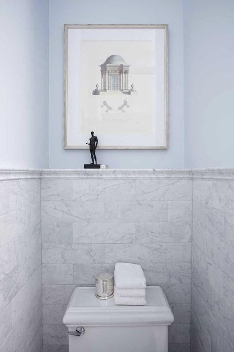 Artistic Tile | Bianco Carrara #tile #bathroom