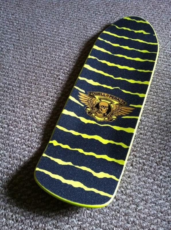 80's grip tape designs- as individual as the ride.