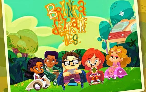 A animação Brincadeirantes conta a história de cinco crianças vítimas de paralisia infantil, inspirada na própria vida do seu criador e na de seus amigos de infância.