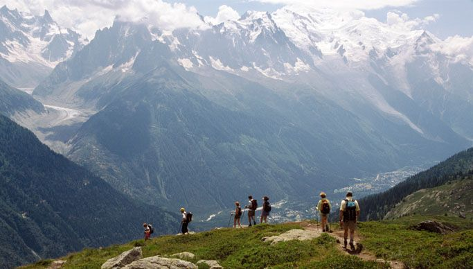 Tour du Mont Blanc   Self Guided hiking through France, Italy and Switzerland