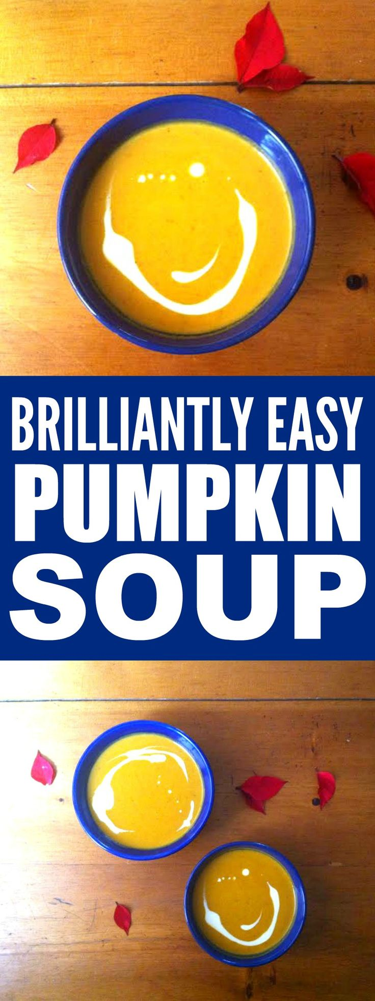 This Pumpkin Soup Recipe is THE BEST! I'm so glad I found these GREAT soup! Now I can impress my friends and family! Definitely pinning!