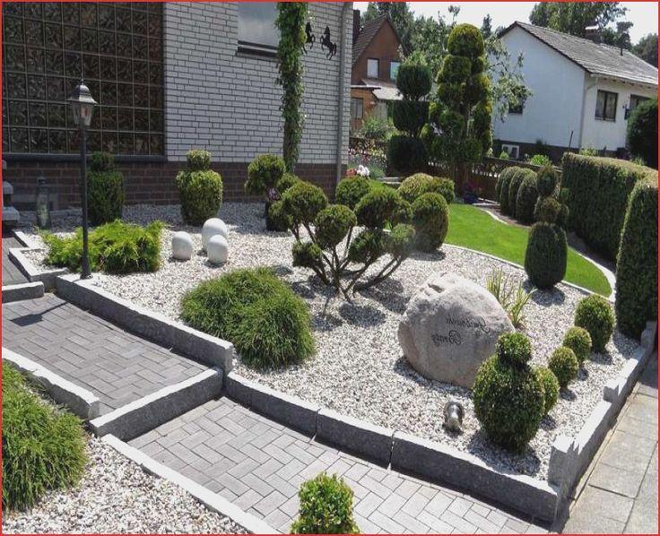 Garten Gestalten Mit Steinen