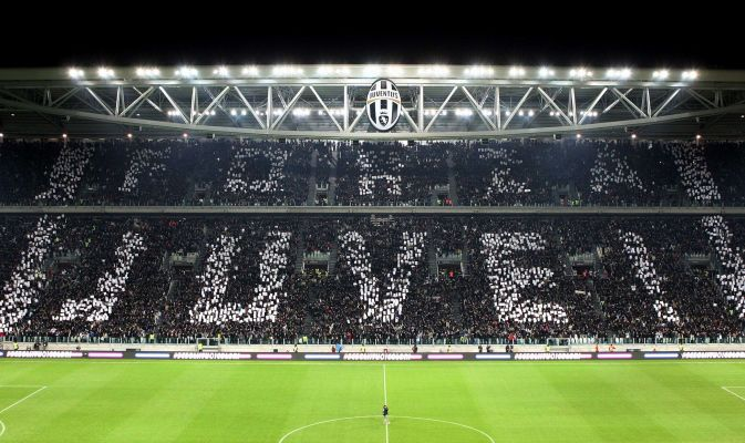 Mosaico. Juventus Stadium