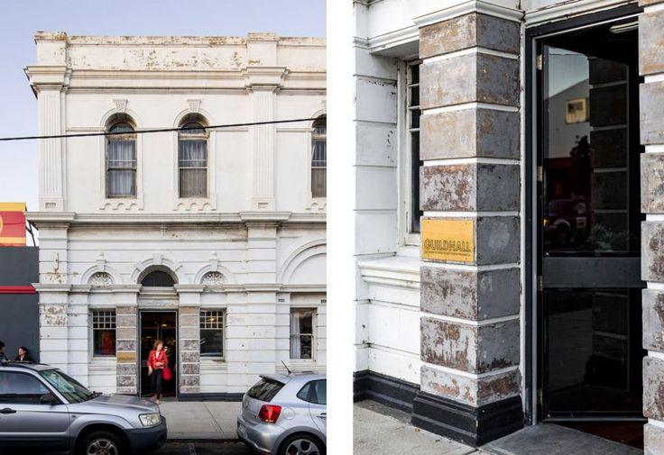 North Fremantle Town Hall - Guild Hall | FINESPUN