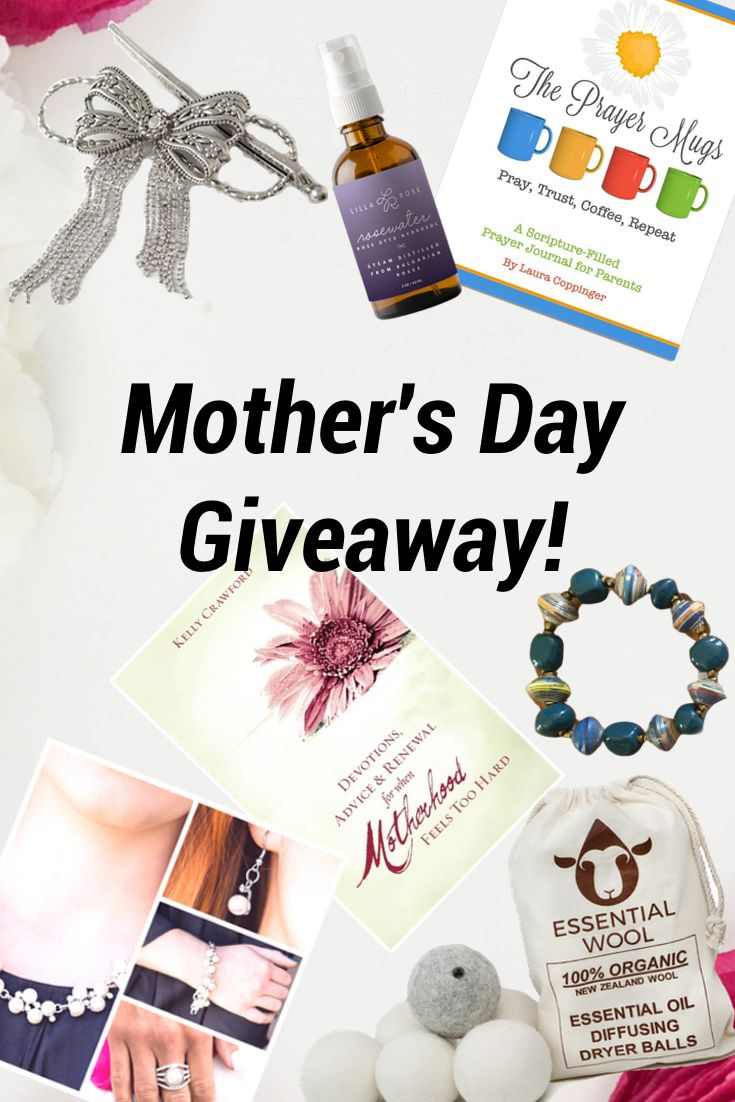 Win Up To 121 In Amazing Unique Gifts For Your Mother Or