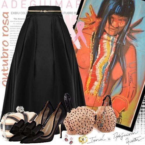 Closet Gabi looks created on Fashion.me