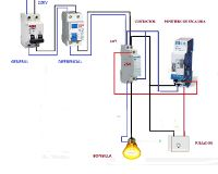 electrical diagrams clock timer contactor ladder 4 wires. Black Bedroom Furniture Sets. Home Design Ideas