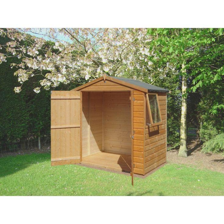 Bute 6x4 - Sheds & Workshops T&G | Shire Garden Buildings