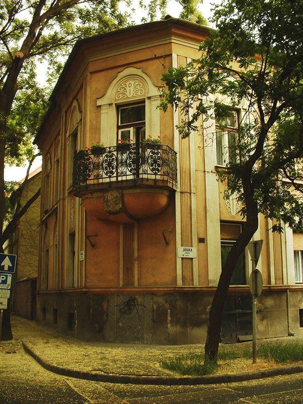 balcony - Szeged, Somogy, Hungary  Destination: the World