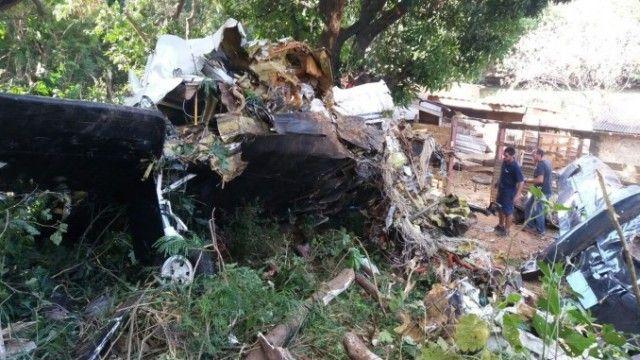 Vítimas da queda de avião em Sorocaba são identificadas