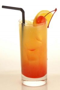Ricetta Cocktail Tequila Sunrise