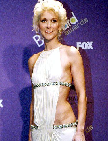 Celine Dion...just no.  No.  Just plain no.