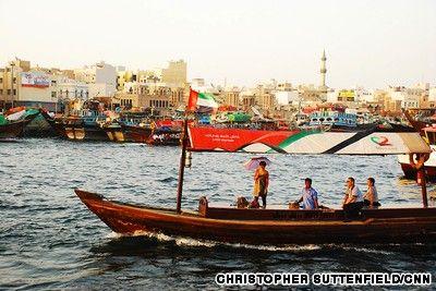 5 things to do in Dubai for less than five dirhams | CNN Travel