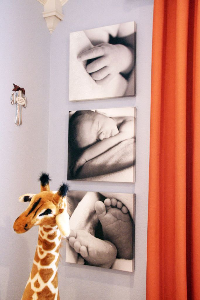 Nash's Toddler Room on Project Nursery