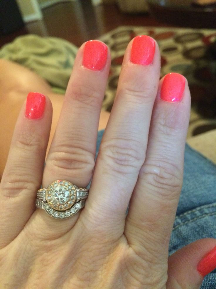 Pink up the pace shellac color