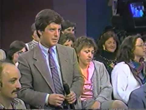 February 1987 - WBZ -4 NBC -Tom Bergeron - Roseanne Barr -People are Tal...